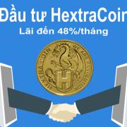 Hướng dẫn đầu tư HextraCoin (HXT) từ A đến Z – Lending với lãi 48%/tháng