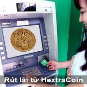 Cách rút tiền lãi HextraCoin về tài khoản Ngân hàng Việt Nam