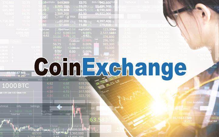 Cách mua bán coin trên sàn CoinExchange