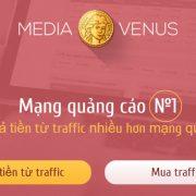Cách kiếm tiền với mạng quảng cáo Mediavenus – Phù hợp cho blog Việt