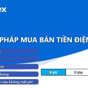 Hướng dẫn mua bán BTC, ETH và LTC trên sàn Aliniex – Giải pháp thay thế Remitano