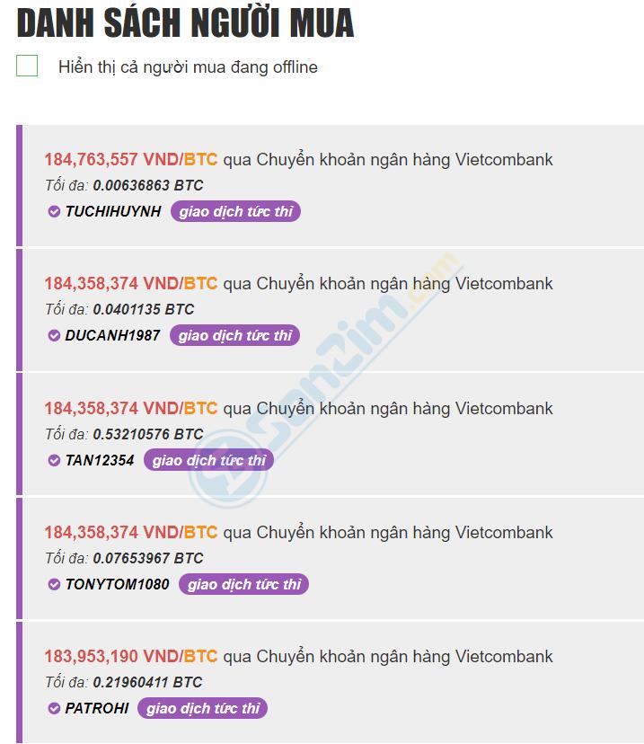 Tạo quảng cáo mua Bitcoin trên Remitano - 3