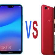 So sánh Oppo F5 và Huawei Nova 3e – 2 smartphone có mức giá bằng nhau