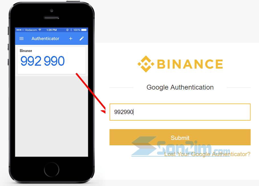 Sử dụng ứng dụngAuthenticator bảo mật 2FA cho tài khoản