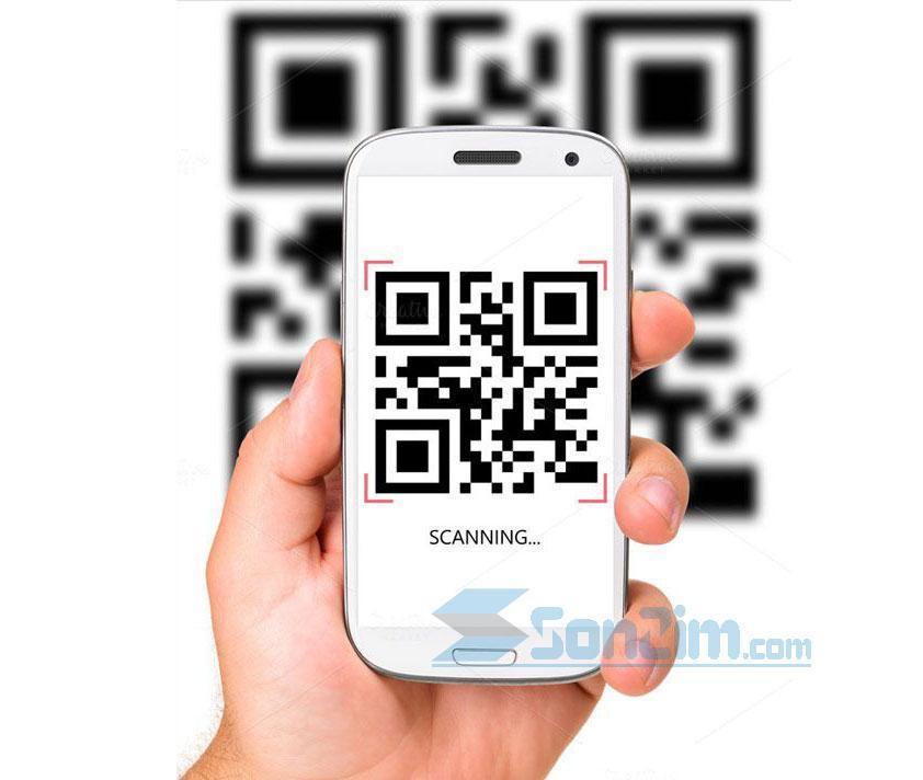 Ứng dụngAuthenticator quét mã QR