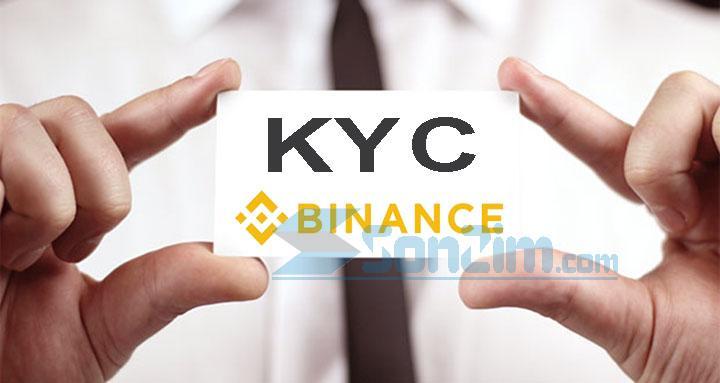 Cách xác minh danh tính cho tài khoản Binance