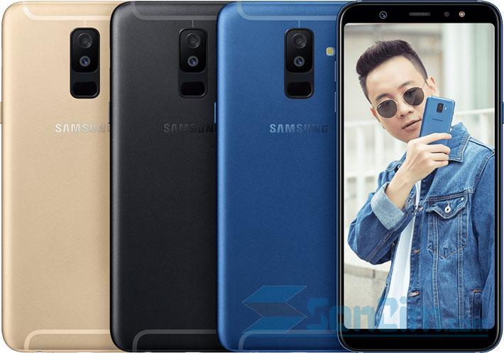 Samsung Galaxy A6 và A6+ (2018) - Thiết kế
