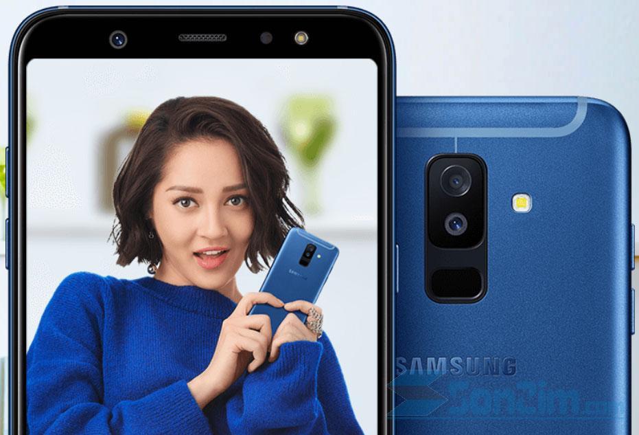 Samsung Galaxy A6 và A6+ (2018)