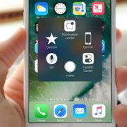 Cách bật và tắt nút Home ảo trên iPhone đơn giản