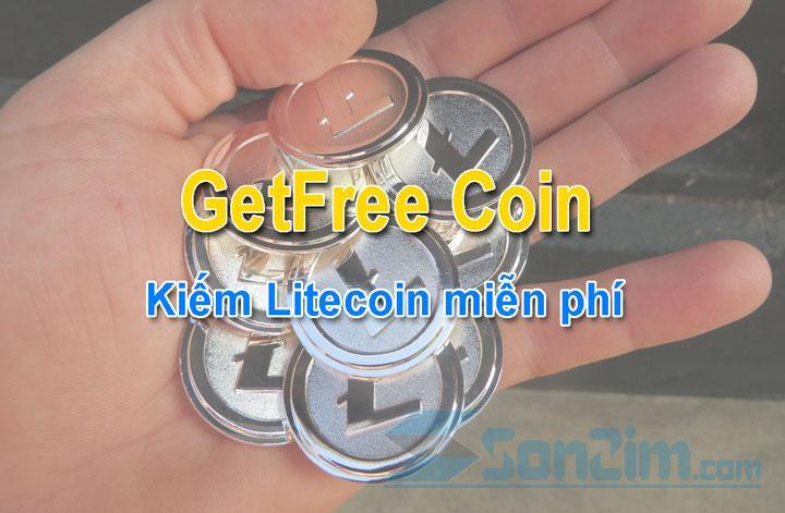 Kiếm Litecoin miễn phí với GetFree Coin