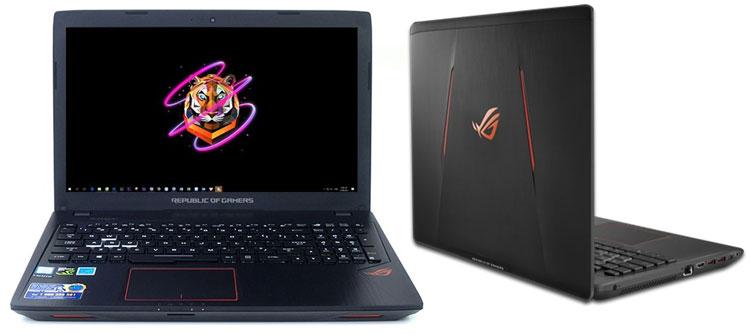 Top 5 laptop Gaming tốt nhất - LaptopAsus ROG GL553VD-FY175