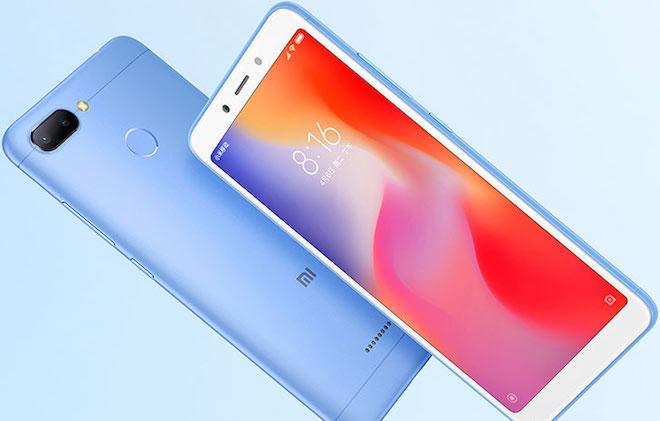 Xiaomi Redmi 6 -