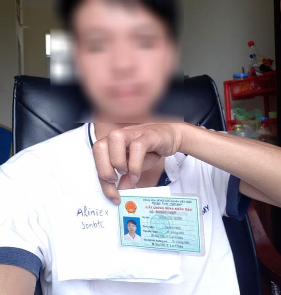 Cách xác minh danh tính cho tài khoản Aliniex - 3