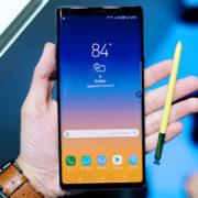 Đánh giá Samsung Galaxy Note 9: Siêu phẩm dòng Note đã ra mắt có gì thay đổi?