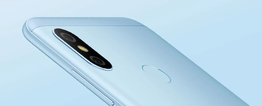 Đánh giá Xiaomi Mi A2 Lite - Camera kép