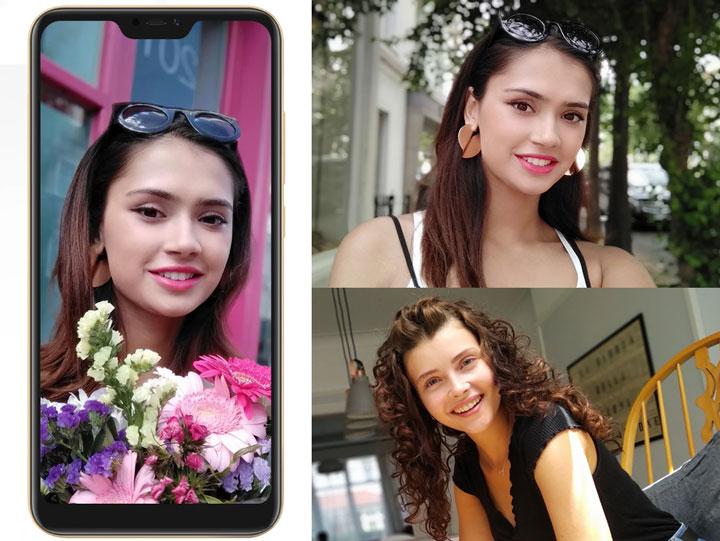 Đánh giá Xiaomi Mi A2 Lite - Camera Selfie