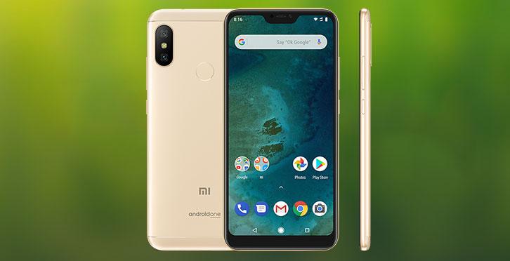 Xiaomi Mi A2 Lite -