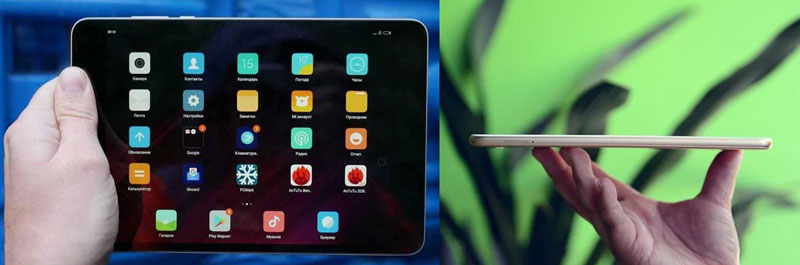 Đánh giá Xiaomi Mi Pad 4 - Ảnh 2