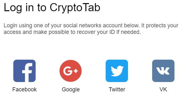 Cách đào bitcoin trên trình duyệtCryptoTab - 6