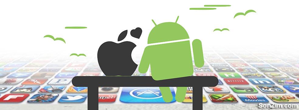 So ánh Android và iOS - Ảnh 3