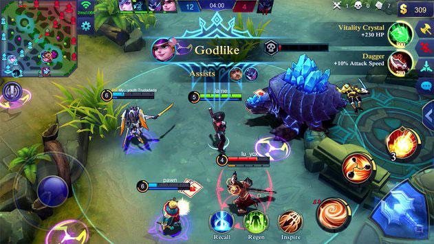 TOP 5 game MOBA cho smartphone đáng chơi nhất - Mobile Legends: Bang Bang