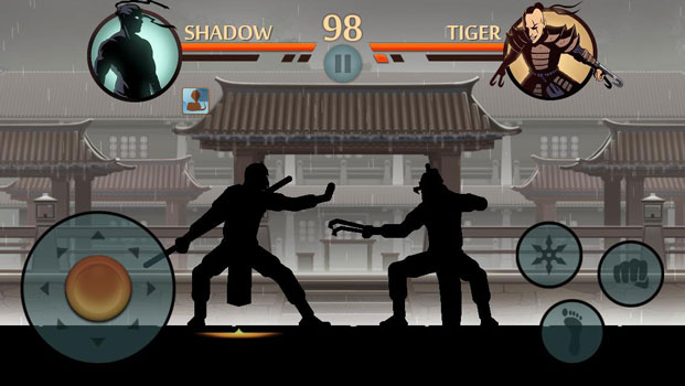 Top 20 game offline hay dành cho Smartphone - Shawdow fight 2