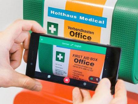 Những ứng dụng hay cho smartphone - Translete Box