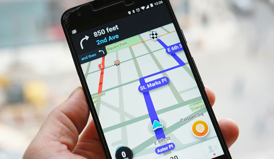 Những ứng dụng hay cho smartphone - Waze