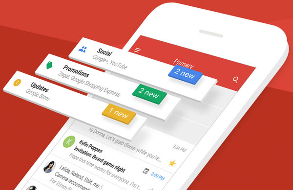 Những ứng dụng hay cho smartphone - Gmail