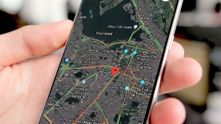 Những ứng dụng hay cho smartphone - Google Maps