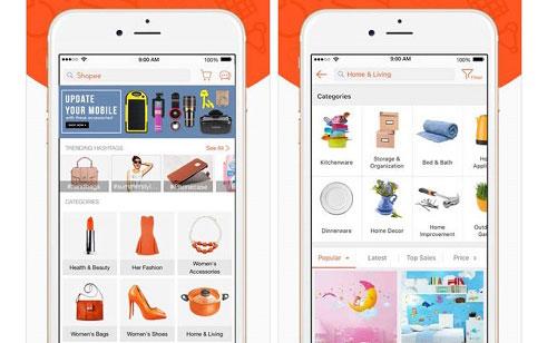 Những ứng dụng hay cho smartphone - Shopee