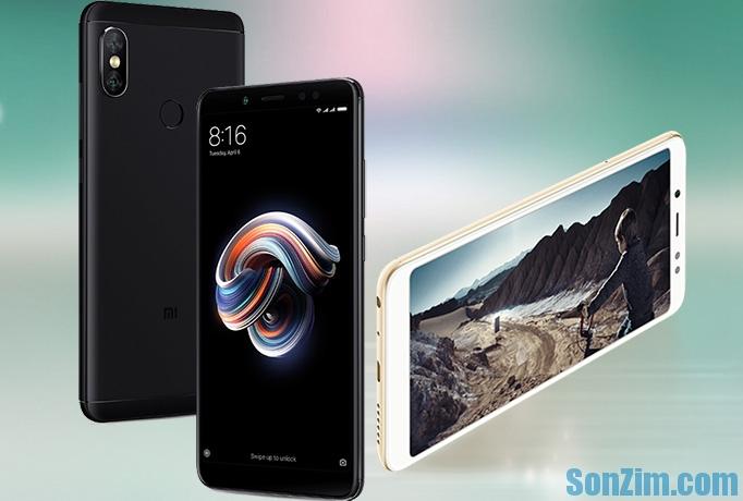 3 dòng điện thoại Xiaomi ngon bổ rẻ - Xiaomi Redmi Note 5