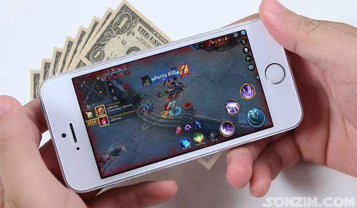 Tổng hợp những cách kiếm tiền từ game mobile online