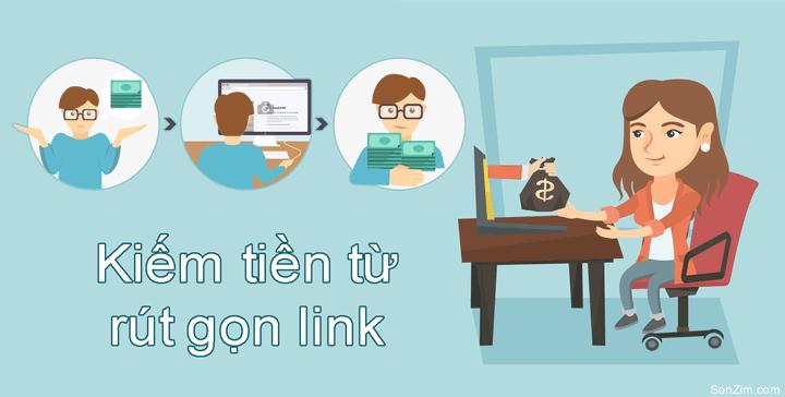 Những cách kiếm tiền từ rút gọn link hiệu quả nhất bạn nên thử