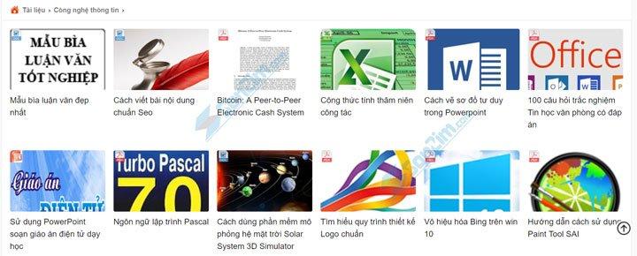 Những cách kiếm tiền từ rút gọn link hiệu quả - Website chia sẻ tài liệu