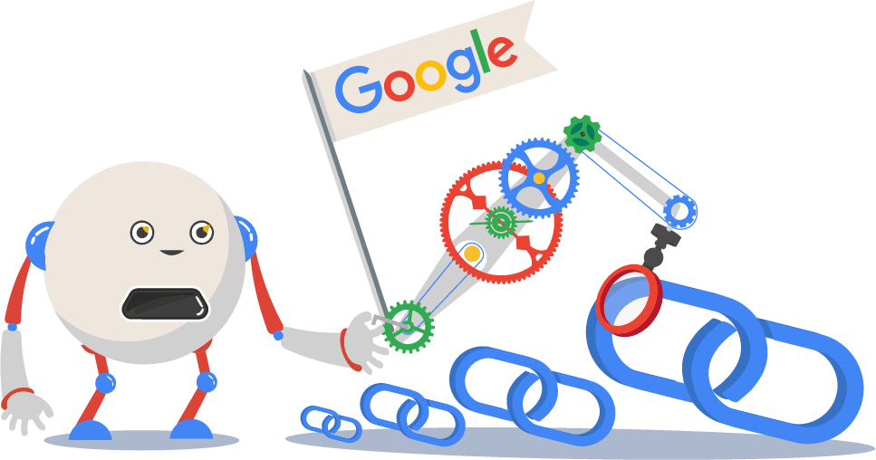 Đi backlink vô tội vạ khiến từ khóa không lên top google
