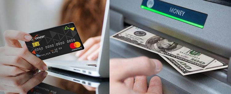 Cách rút tiền từ Payoneer