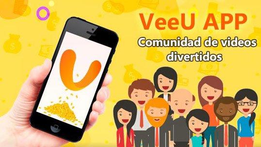 VeeU App - Top 10 app kiếm tiền trên điện thoại tốt nhất