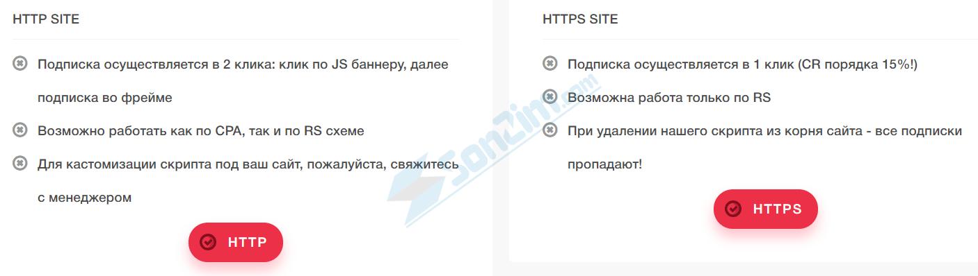 Tạo code quảng cáo trên DatsPush - Bước 6