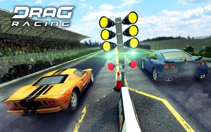 Game đua xe hay nhất trên Android - Drag Racing