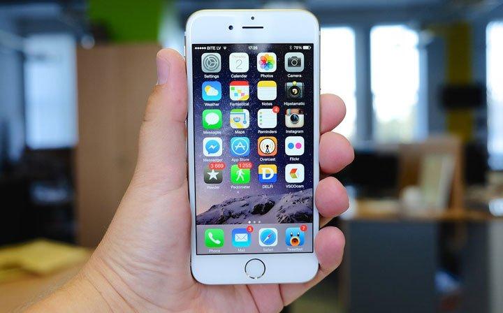 """iPhone 6 liệu còn """"đáng dùng"""" trong môi trường công nghệ hiện nay"""