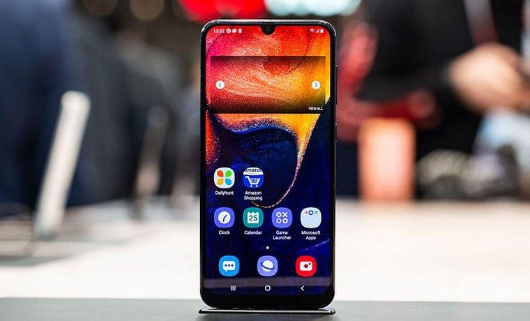 Samsung Galaxy A50 mẫu smartphone đáng để sở hữu