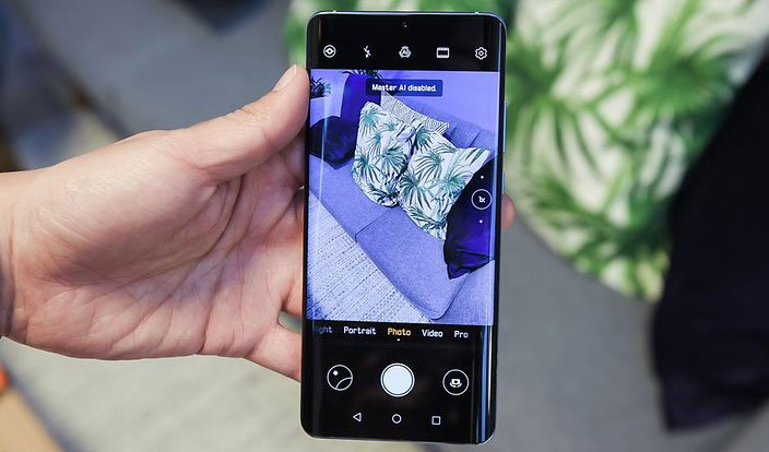 Camera của Huawei P30 Pro