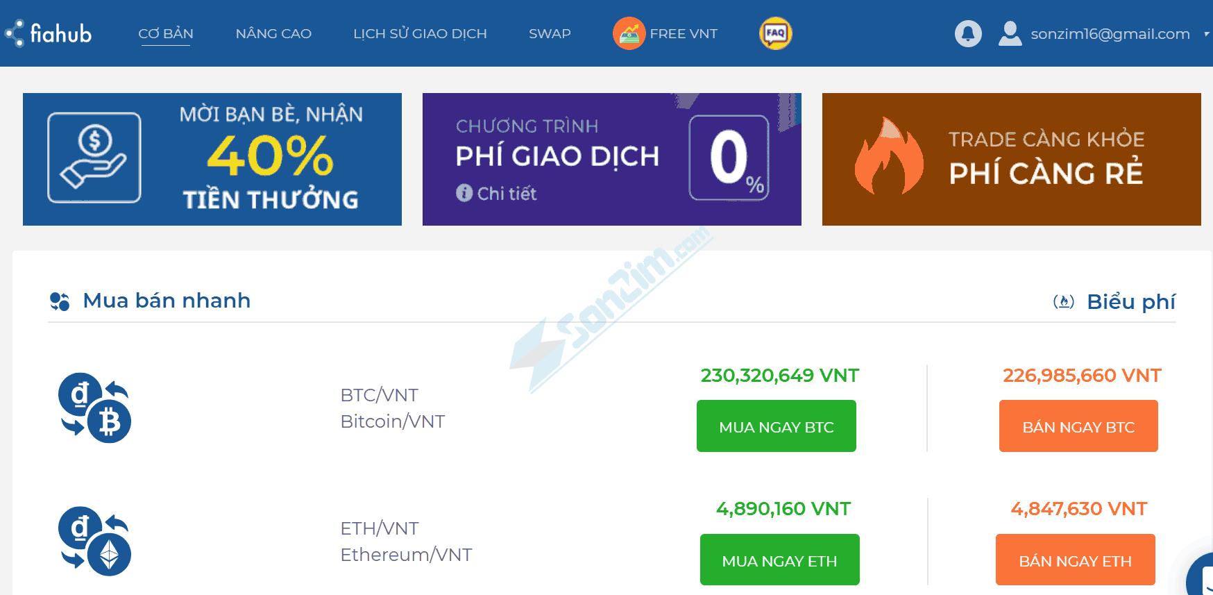 Cách đăng ký tài khoản Fiahub - 5