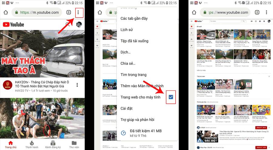 Cách tạo kênh Youtube bằng điện thoại - 2