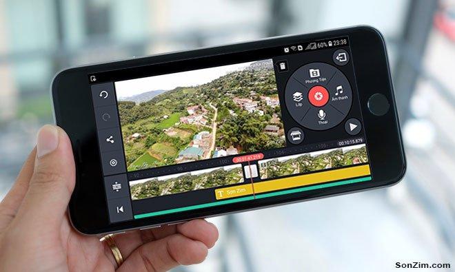 KineMaster - Ứng dụng chỉnh sửa video trên điện thoại