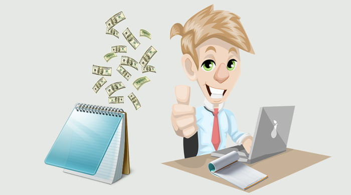 Chia sẻ note online kiếm tiền trên Paste