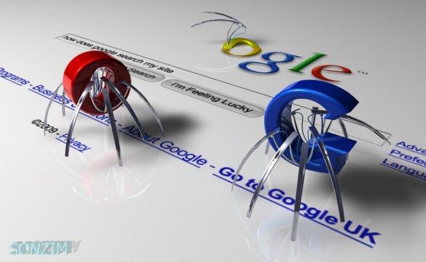 Chờ đợi bọ Google xem xét và ổn định Rank