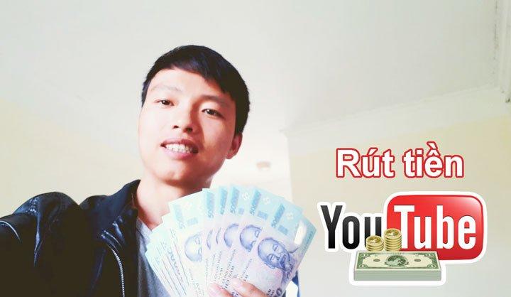 Cách rút tiền từ Youtube chi tiết