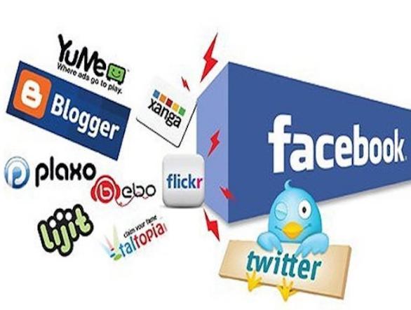 Xây dựng hệ thống mạng xã hội và kết nối chúng với nhau